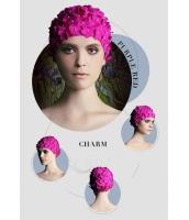 花びら スイムキャップ 水泳帽 水着付属品 海 プール bna0002-3