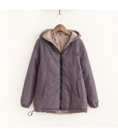 ジャンパー・ブルゾン 中綿入りジャンパー 厚い デュアル・コート hs3243-1
