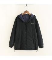ジャンパー・ブルゾン 中綿入りジャンパー 厚い デュアル・コート hs3243-4