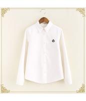 シャツ 柄物 長袖 暖い 厚い 刺繍 裏起毛 プリント hs3420-6