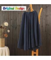 スカート 膝丈 ゆったり jf1480-5