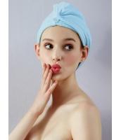 ガーベラルームウエア 吸水性抜群 風呂上がり速攻髪乾かし帽子 mb10237-3