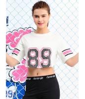 ガーベラインナー ルームウエア カジュアル 綿100%  ショートTシャツ mb10265-1