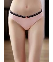ガーベラインナー 下着 肌に優しい綿質 ローウエスト ローライズ ヒップハンガー ショーツ mb10325-1
