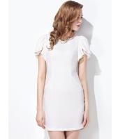 ガーベラレディース ファッション ロマンチック 着やせ ワンピース  mb10460-1
