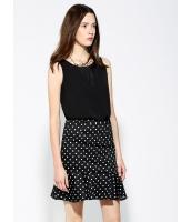 ガーベラレディース エレガント ファッション ガーゼ ベスト ファッション Aライン 袖なし ブラウス  mb10696-1