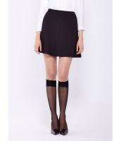 ガーベラレディース 欧米風 ファッション 肌に優しい Aライン裾 コーデアイテム ミニスカート mb11144-1
