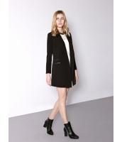 ガーベラレディース ファッション ステンカラー ロング丈 コート mb11196-1