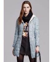 ガーベラレディース ファッション カジュアル 精緻 リバーシブル フード付き キルティングコート mb11333-1
