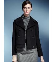 ガーベラレディース ファッション コーデアイテム ショート丈 ダブルボタン フリースジャケット テーラードジャケット mb11367-2