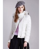 ガーベラレディース ファッション クラシック ラクーンファー襟 ショート丈 キルティングジャケット mb11389-2