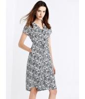 ガーベラレディース エレガント ファッション Vネック 半袖 サロペット・オールインワン mb11460-2