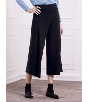 ガーベラレディース エレガント ファッション ゆったり 八分丈 ワイドパンツ mb11496-1