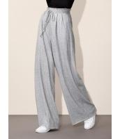 ガーベラレディース シンプル ファッション コーデアイテム ワイドパンツ mb11543-2
