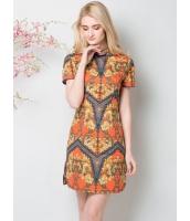 ガーベラレディース チャイナードレス風ワンピース ニューバージョン ファッション ワンピース mb11583-1