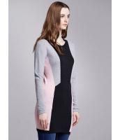 ガーベラレディース ファッション ロング丈 着やせ ニットウェア セーター mb11968-1