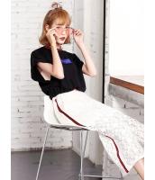 ガーベラレディース 韓国風 ファッション ショート丈 スウェット mb12019-1