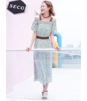 ガーベラレディース 韓国風 ファッション キャミソールワンピース mb12039-1