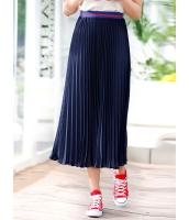 ガーベラレディース 韓国風 ファッション シフォン プリーツ スカート mb12060-1