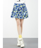 ガーベラレディース ゴアードスカート フレアスカート ミニスカート  韓国風 ファッション コーデアイテム mb12370-1
