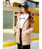 ガーベラレディース キルティングコート ショートコート 中綿入り 韓国風 ファッション フード付き あったかい mb12618-2