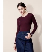 セーター 長袖 柔らか リラックス 着やせ mb12698-2