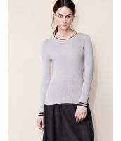 セーター 長袖 柔らか リラックス 着やせ mb12698-3