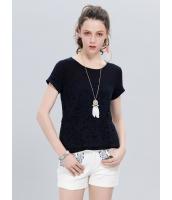 Tシャツ・カットソー 半袖 ボートネック mb13753-1