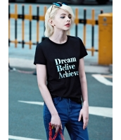 Tシャツ・カットソー 半袖 コーデアイテム 英文字入り 刺繡入り 着やせ mb13992-1