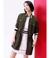 ジャケット スタンドカラー 欧米風 カジュアル ゆったり スタンドカラー 長袖 mb14052-1