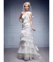 ガーベラレディース ウエディングドレス ロングドレス プリンセスライン ロマンチック mb14541-1
