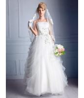 ガーベラレディース ウエディングドレス ロングドレス プリンセスライン エレガント ロマンチック mb14544-1