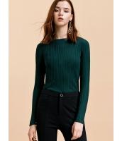 ガーベラレディース ベーシック コーデアイテム ニットウェア セーター 長袖 mb15340-1