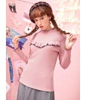 ガーベラレディース シンプル ニットウェア セーター 長袖 Koreanスタイル mb15342-2
