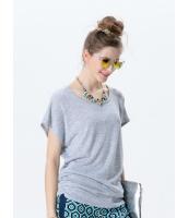 ガーベラレディース 背中リボン Tシャツ・カットソー 半袖 mb15410-5