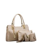 レディースバッグ ショルダーバッグ ハンドバッグ クラッチバッグ セカンドバッグ シンプル 親子バッグ 大容量 mb15842-4