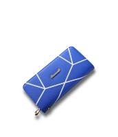 レディースバッグ クラッチバッグ セカンドバッグ レディース財布 長財布 幾何柄 大容量 mb15853-2