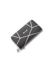レディースバッグ クラッチバッグ セカンドバッグ レディース財布 長財布 幾何柄 大容量 mb15853-4