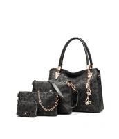 レディースバッグ ハンドバッグ ショルダーバッグ クラッチバッグ セカンドバッグ 欧米風 大きいサイズ 親子バッグ mb15864-3