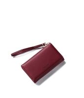 レディースバッグ クラッチバッグ セカンドバッグ レディース財布 長財布 シンプル コーデアイテム ジップアップ 携帯入れ mb15927-4