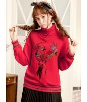 ガーベラレディース ニット・セーター セーター 長袖 mb16022-1