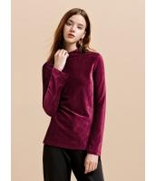 ガーベラレディース Tシャツ 長袖 mb16060-3