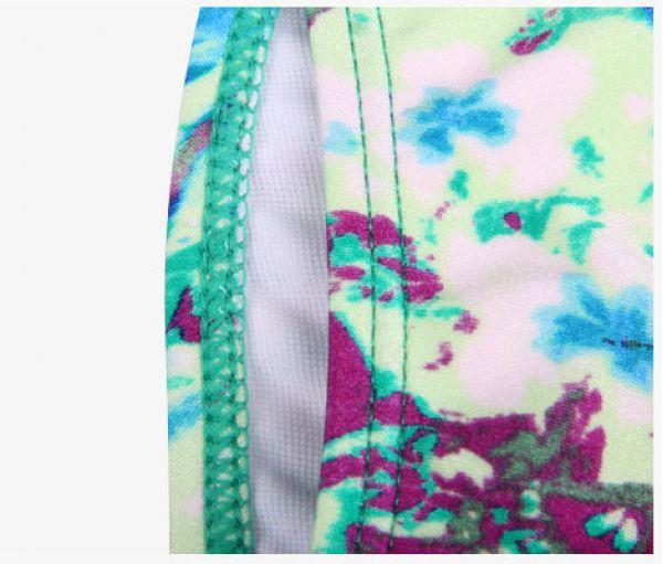 【即納】ペアルックワイヤービキニ水着+パレオ3点セット-n7148-tkm-n7148-rd-l【カラー:レッド】【サイズ:L】