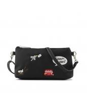 レディースバッグ 2wayバッグ クラッチバッグ セカンドバッグ ショルダーバッグ 可愛い 刺繍入り カートン風 qa10358-1