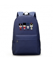 男女兼用バッグ バックパック リュックサック レディースバッグ メンズバッグ 清楚 学園風 qa10385-4