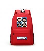 男女兼用バッグ バックパック リュックサック レディースバッグ メンズバッグ 学園風 学園風 トレンディ qa10403-1