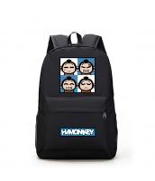 男女兼用バッグ バックパック リュックサック レディースバッグ メンズバッグ 学園風 学園風 トレンディ qa10403-2