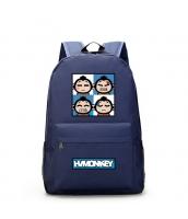男女兼用バッグ バックパック リュックサック レディースバッグ メンズバッグ 学園風 学園風 トレンディ qa10403-5