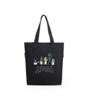 ショッピングバッグ レディースバッグ トートバッグ ハンドバッグ 男女兼用バッグ エコバッグ 文芸調 キャンバス 帆布 清楚 qa10404-13