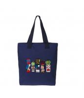 ショッピングバッグ レディースバッグ トートバッグ ハンドバッグ 男女兼用バッグ エコバッグ キャンバス 帆布 文芸調 シンプル 清楚 カジュアル 大容量 qa10428-14